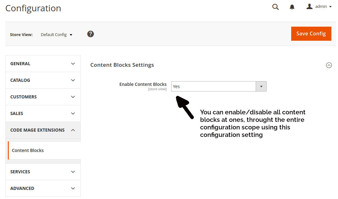 Content Blocks in Category Listings Plugin for Magento 2